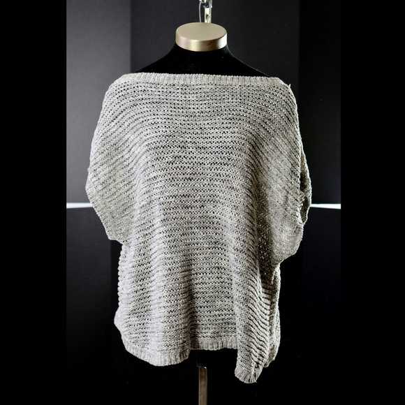 Eileen Fisher Sweaters - Eileen Fisher Top Pullover Chunky Knit Size Large